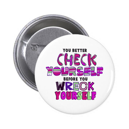 Cool Saying Buttons