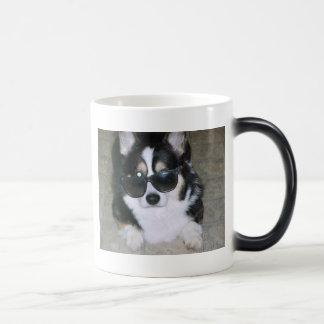 Cool Shades 11 Oz Magic Heat Color-Changing Coffee Mug
