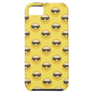 Cool Shades Sunglasses Emoji Case For The iPhone 5