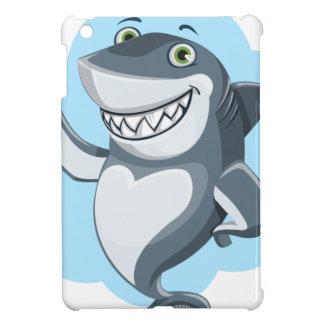 Cool shark iPad mini case