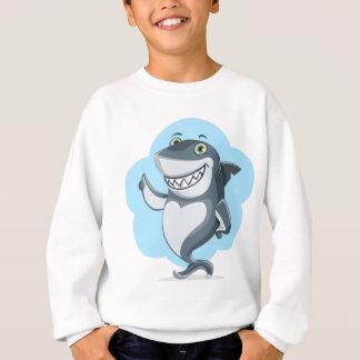 Cool shark sweatshirt