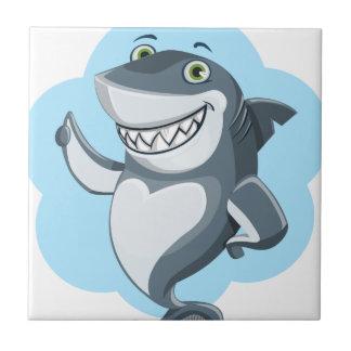 Cool shark tile