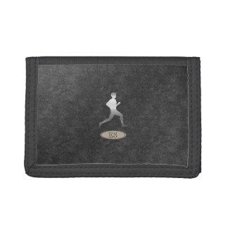 Cool Shiny Jogger Runner Athletics Wallet