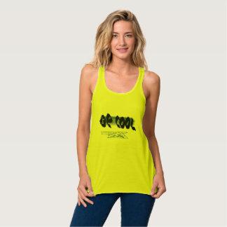 Cool shirt  yellow