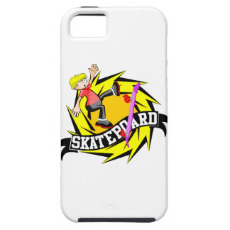Cool Skateboard Case For The iPhone 5