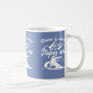 Cool Skiing Mug