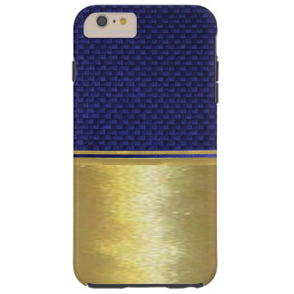 Cool Skins Gold Design Cell Phone Case Tough iPhone 6 Plus Case