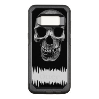 Cool Skull - Funny OtterBox Commuter Samsung Galaxy S8 Case