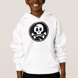 Cool Skull Sweatshirt Hoodie! - Boys or Girls