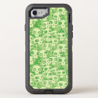 Cool skulls OtterBox defender iPhone 8/7 case