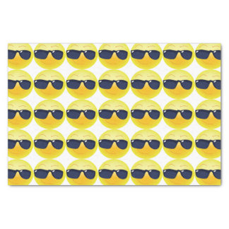 COOL SMILEY  FACE TISSUE PAPER