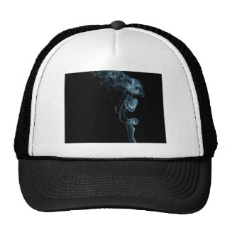 cool smoke trucker hats