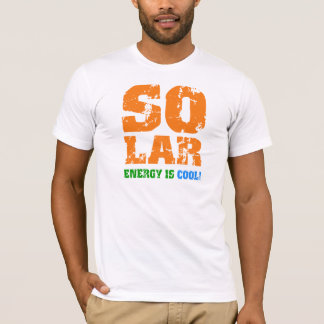 Cool solar energy T-Shirt