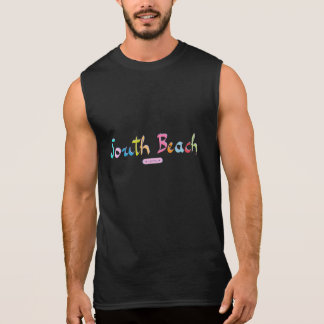 Cool South Beach - Miami, Florida est. 1870 Sleeveless Shirt