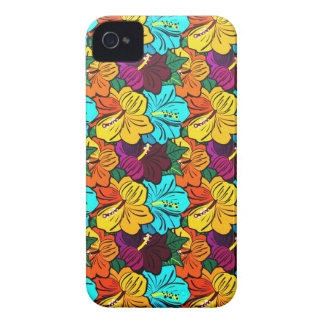 Cool  spring colourful flowers Blackberry case