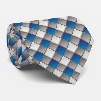 Cool Squares I Tie