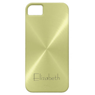Cool Stainless Steel Metal Look iPhone 5 Covers
