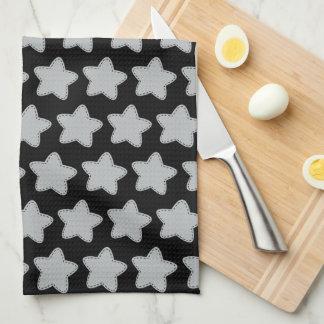 Cool Star Style Pattern Kitchen Towel