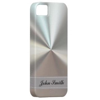 Cool steel look iPhone 5 cases