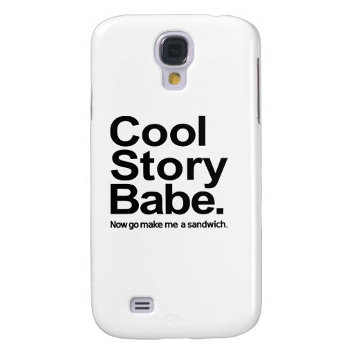 Cool story babe HTC vivid case