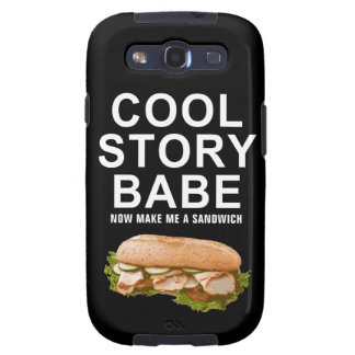 cool story babe samsung galaxy s3 case