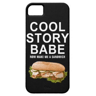 cool story babe iPhone 5 case
