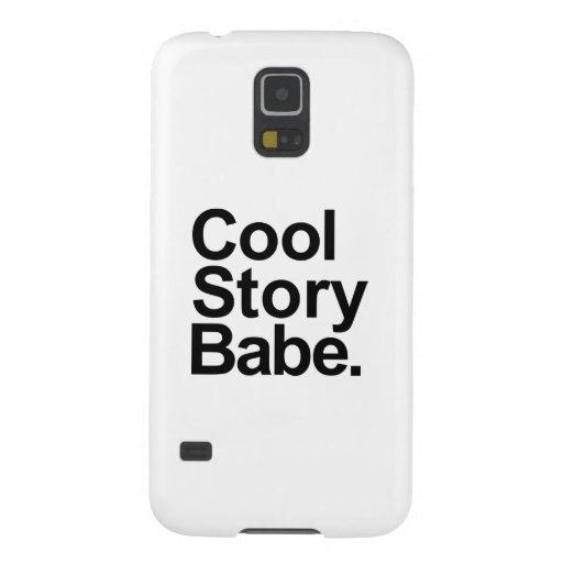 Cool story babe galaxy nexus case