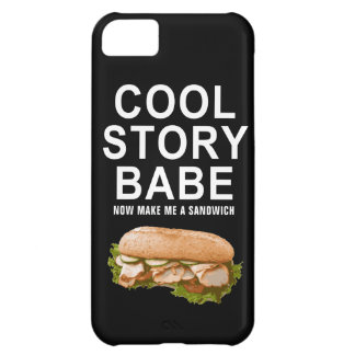 cool story babe case for iPhone 5C