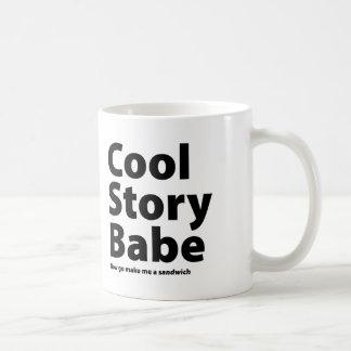 Cool Story Babe Coffee Mug