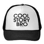 Cool Story Bro Meme Mesh Hats