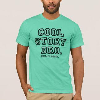 Cool Story Bro. (PnBk-b) T-Shirt
