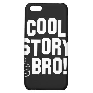 Cool Story Bro! with Thumbs Up iPhone 5C Case