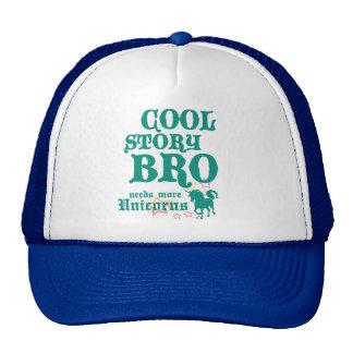 Cool Story Unicorns Trucker Hat