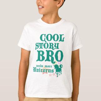 Cool Story Unicorns Tshirt