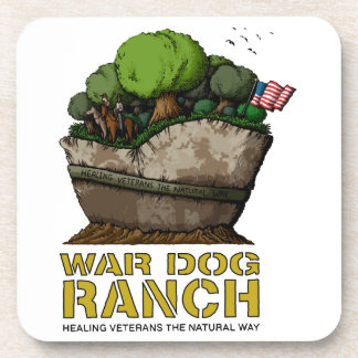 Cool stuff to support disabled veterans! beverage coasters