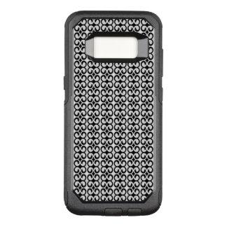 Cool Stylish Pattern OtterBox Commuter Samsung Galaxy S8 Case