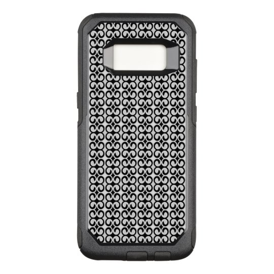 Cool Stylish Pattern OtterBox Commuter Samsung Galaxy S8 Case
