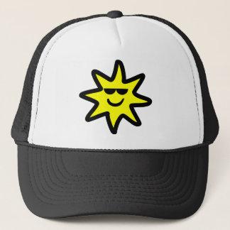 Cool Sun Trucker Hat