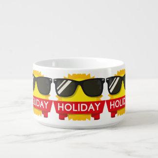 Cool sunglass sun bowl