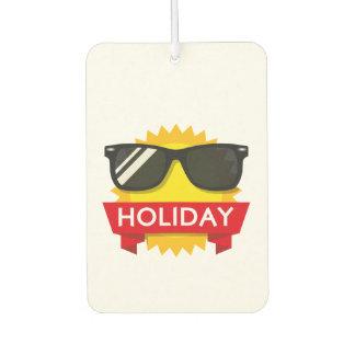 Cool sunglass sun car air freshener