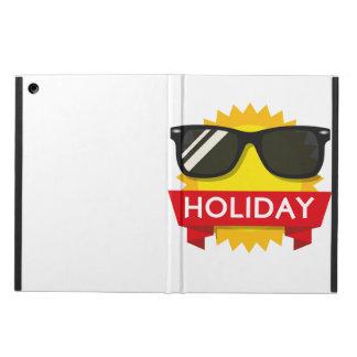 Cool sunglass sun iPad air case