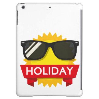 Cool sunglass sun iPad air cover