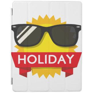 Cool sunglass sun iPad cover