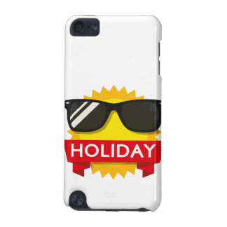 Cool sunglass sun iPod touch (5th generation) cover