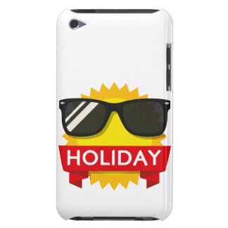 Cool sunglass sun iPod touch cases