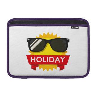 Cool sunglass sun MacBook sleeve