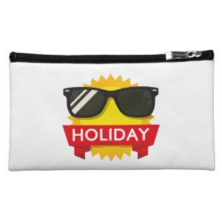 Cool sunglass sun makeup bag