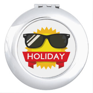 Cool sunglass sun travel mirrors