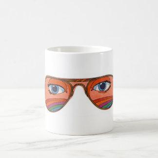 Cool Sunglasses Eyes 1 Mugs