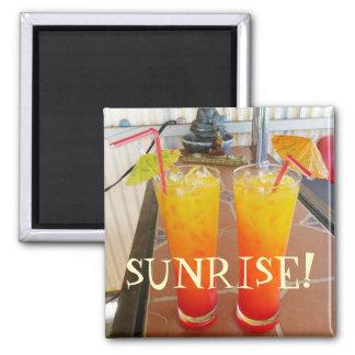 Cool Sunrise Magnet! Magnet